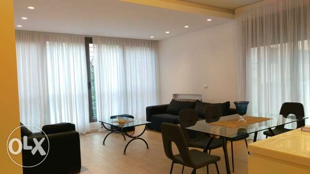 new and furnished apartment for rent in mar mikhael beirut