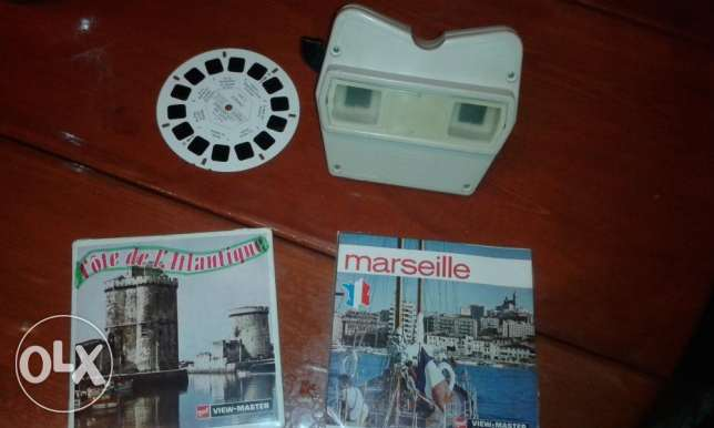 vintage 1962 made in italy stereorama +2 photo sets
