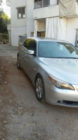 BMW 530 I model 2006 siara raw3a كسروان -  4