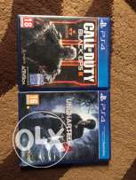 call of duty 3 - uncharted 4 65$
