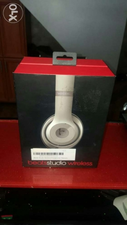 ORIGINAL Beats Studio WirelessHeadphone TITANIUM راس  بيروت -  1