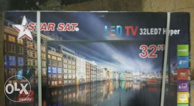 Tv starsat led 32 only 90$