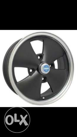 For sale wheels for VW Bug