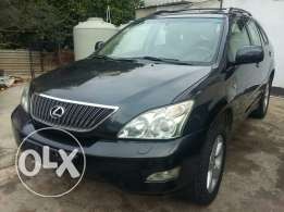 Lexus RS330. Black.2004. Leather seat. Maximum clean.