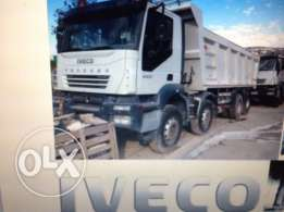 2006 Iveco Trakker 3a2rabe