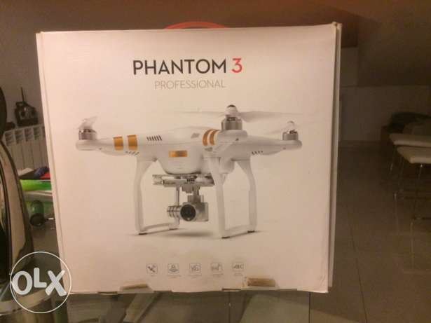 Dji phantom 3 professionel