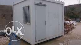 portable toilet 9m2 excellent condition