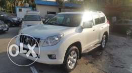 Prado 2012 TXL BUMC source perfect condition+navigation(2cameras)
