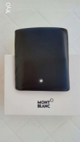 Original Used Mont Blant Wallet