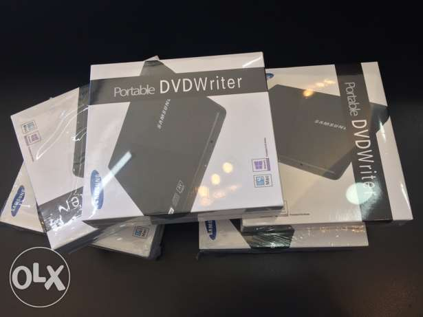 Samsung External DVD Writer / Reader