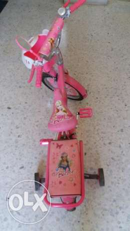 Girly bicycle