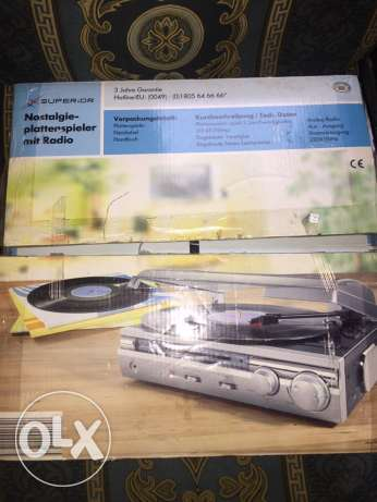 Digital Turntable Superior for Sale