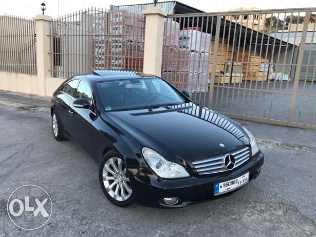 CLS 350 Model 2007 Germany Source