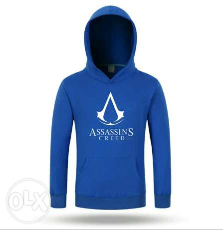 Assassins creed new 2017 hoodies collection الدورة -  2