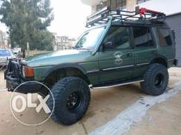 Land Rover discovery Mjahhaz lal offroad