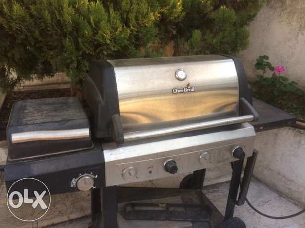 gas grill :CHARBROILER الشوف -  1