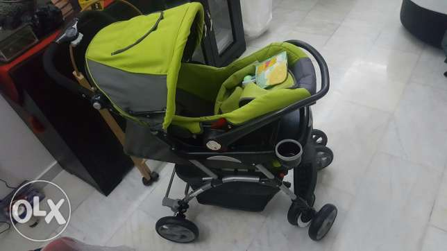 2in1 Stroller and car seat خلدة -  2