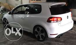 Golf GTI 2011 one owner excellent condition