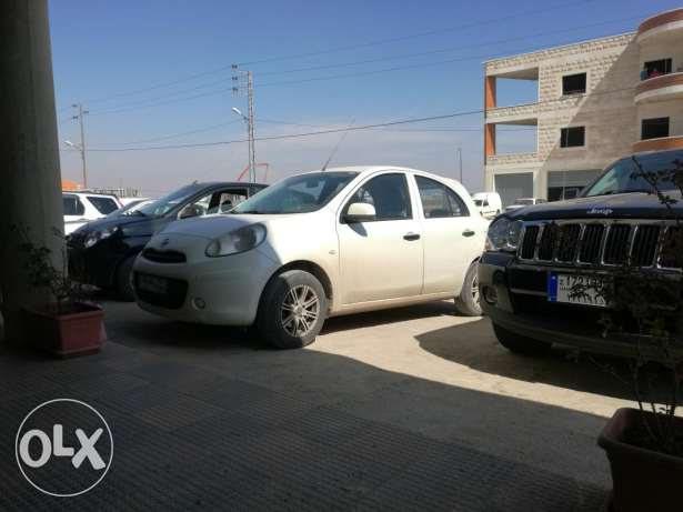 Micra 2013 1.5 one owner