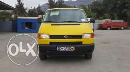 Volkswagen Transporter Maxi 2.5 model 2002 شيسي طويل expo safra