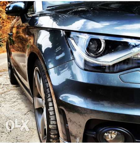 Audi A1 Black Edition S Line UAE Specs (Twin Charged)
