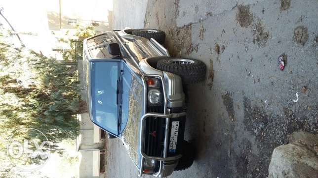 very clean pajero 1993