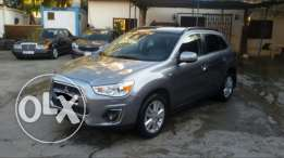 Mitsubishi ASX 2013 high package 4WD perfect condition