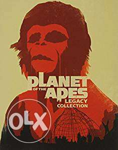 Planet Of The Apes Classic Collection Blu-ray R1