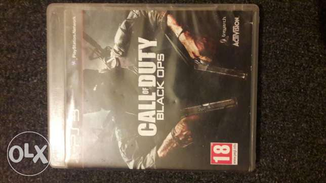 Black ops 1 in good condition