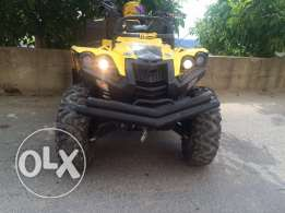 ATV 800 C.C model 2008 for sale