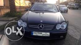 For sale Mercedes clk