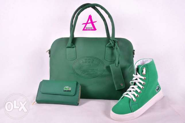bag shoes and wallet فؤاد شهاب -  5