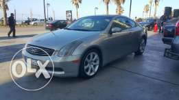 INFINITI G35/2004 full option no accidents excellent condition