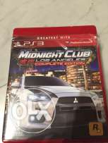 Midnight Club ps3 For Sale
