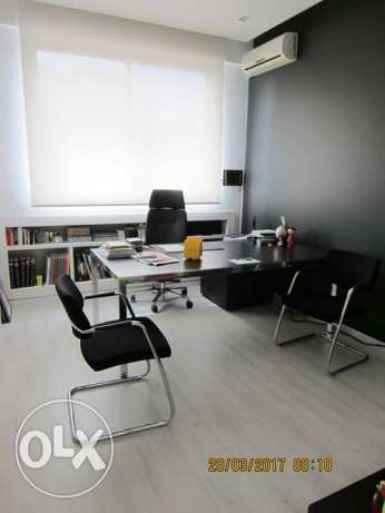 Fully Decorated Office for Rent/Sale Ashrafieh
