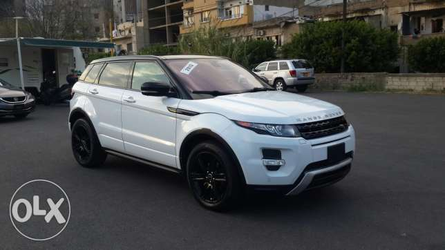 Range rover evogue daynamic أشرفية -  5