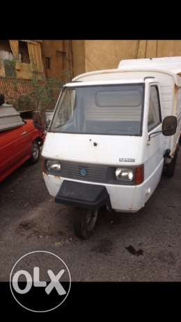 piagio pick up 250