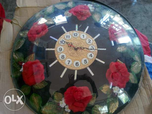 Big Hand Made Clock