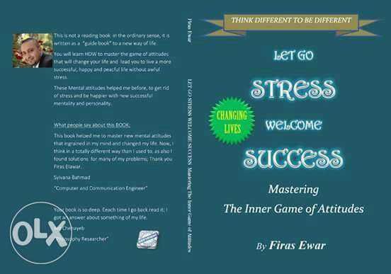 Let Go Stress - Welcome Success
