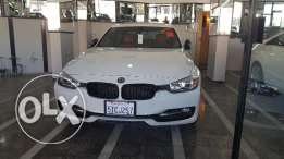 BMW 328 sportbaged volloption white red