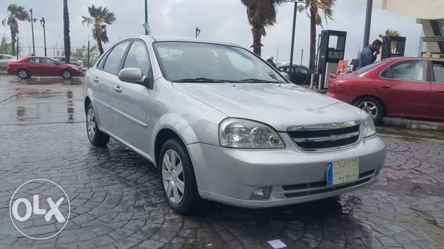 Chevrolet Optra 1.6/2007 full option no accidents,excellent conditon