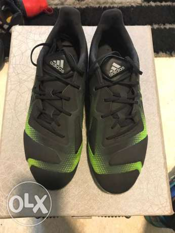 Barely used original football shoes