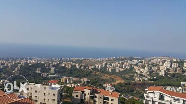 For Rent in Mtayleb, 200sqm Apartment + 70sqm Garden