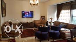 Furnished Apartment with Terrace for Sale in Dbayeh