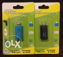 OTG Card Reader For Your Smartphone