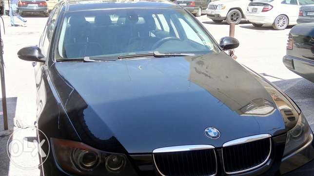 Car bmw in a very good condition