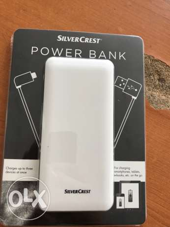 Power bank 10000 mAh (German)