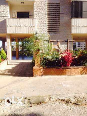 Furnished apartment for rent in bshamoun