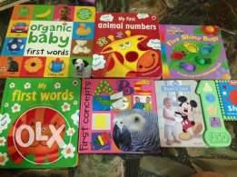 Bestsellers 7 children books in excellent condition
