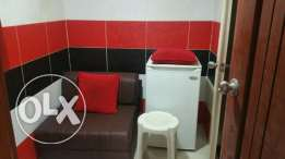 For Sale: Very Spacious Cabine in Samaya (AC, sofa-bed, fridge & TV)
